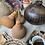 Thumbnail: Industrial rust lampshade