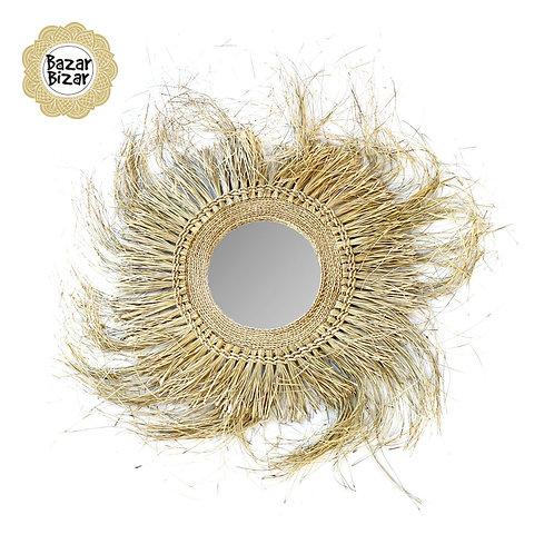 Bazar Bizar - The See Grazz Mirror - Natural