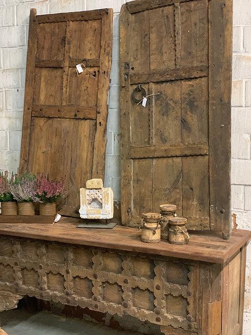 Decorative Moroccan door