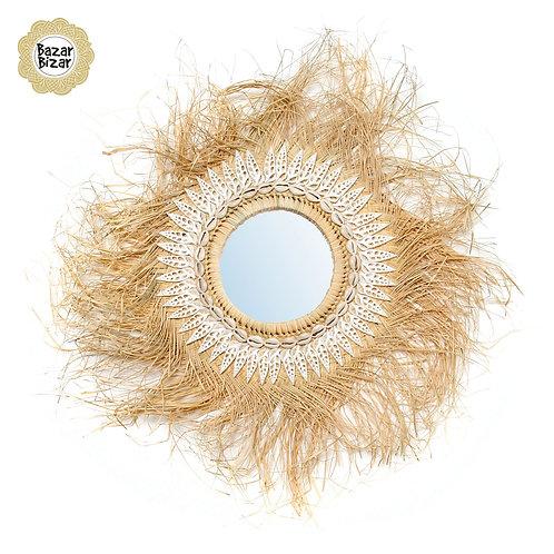 Bazar Bizar - The Little Bay Mirror -  Natural