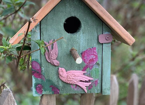 BH-Vogelhuisje LoveBirds