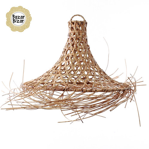 Bazar Bizar - The Mykonos Pendant - Natural - L