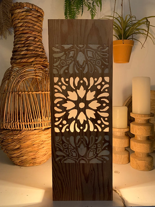 Table lamp 'Tile'