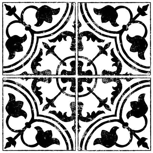 Decor Stamp 'Cubano Tile'