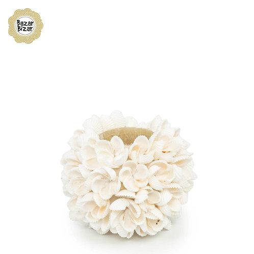 Bazar Bizar - The Flower Power Candle Holder - M