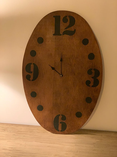 Wall clock 'time is timeless'