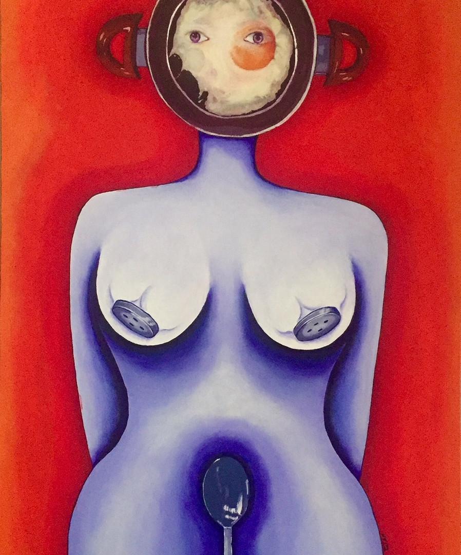 Atena Karimi • Godess of Fertility • @atena.karimi.showcase