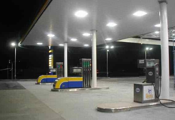 Statii combustibil