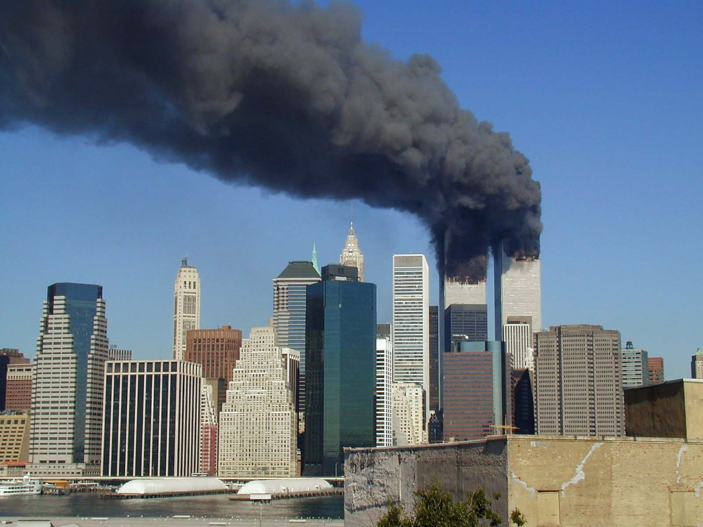 911 false flag twin towers