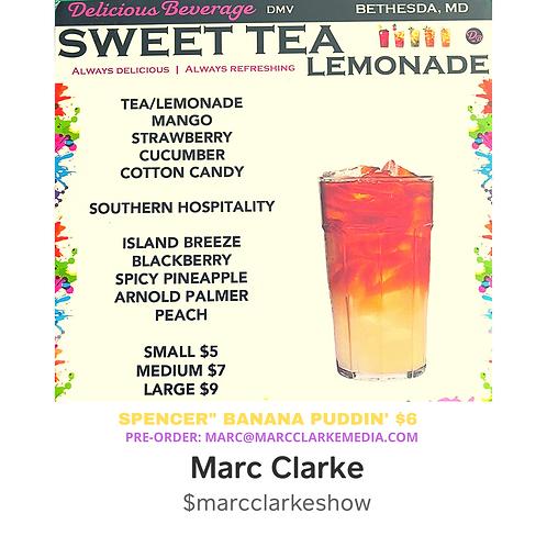 Delicious Beverage Tea/Lemonade