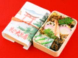 ばら寿司,宮島いちわ,宮島,弁当