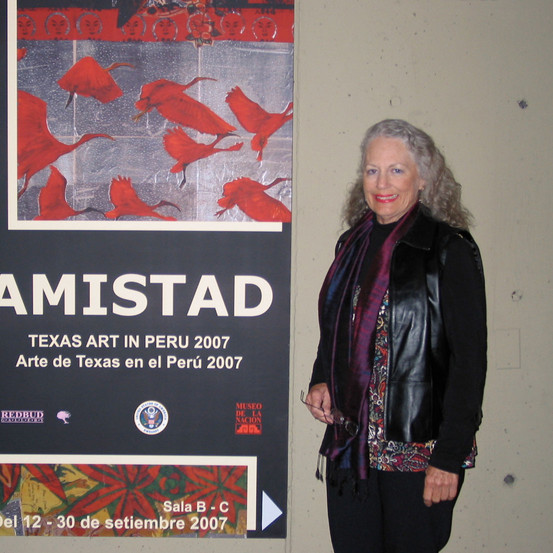 Amistad poster, 2007
