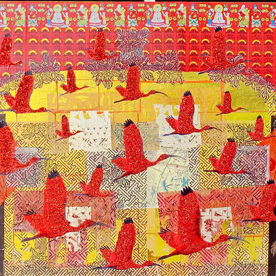 Conference of the Birds, 2012