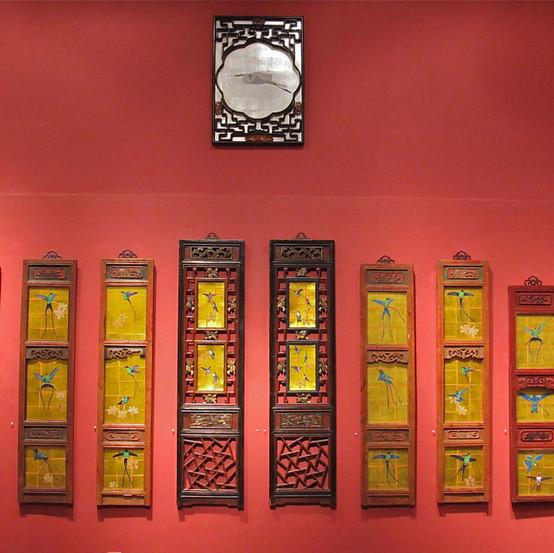 Hummingbird Altar, 2012