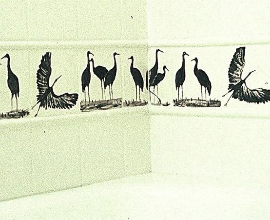 Sandhill Cranes, 2005