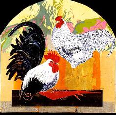 Cocks & Cockerels & Hens, 2008