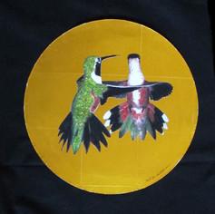 Dancing Hummingbirds, 2008