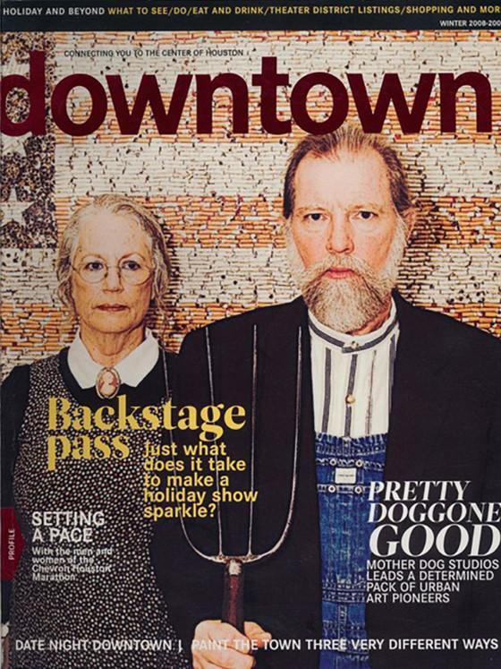 Downtown Houston Magazine