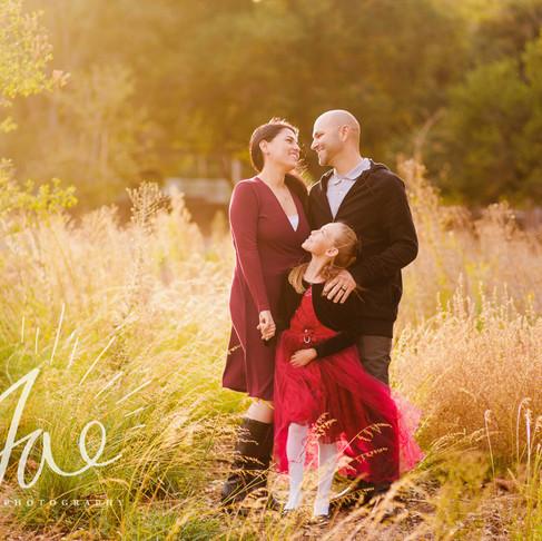 Commick Family || Santa Maria Family Portraits || CeJae Photography
