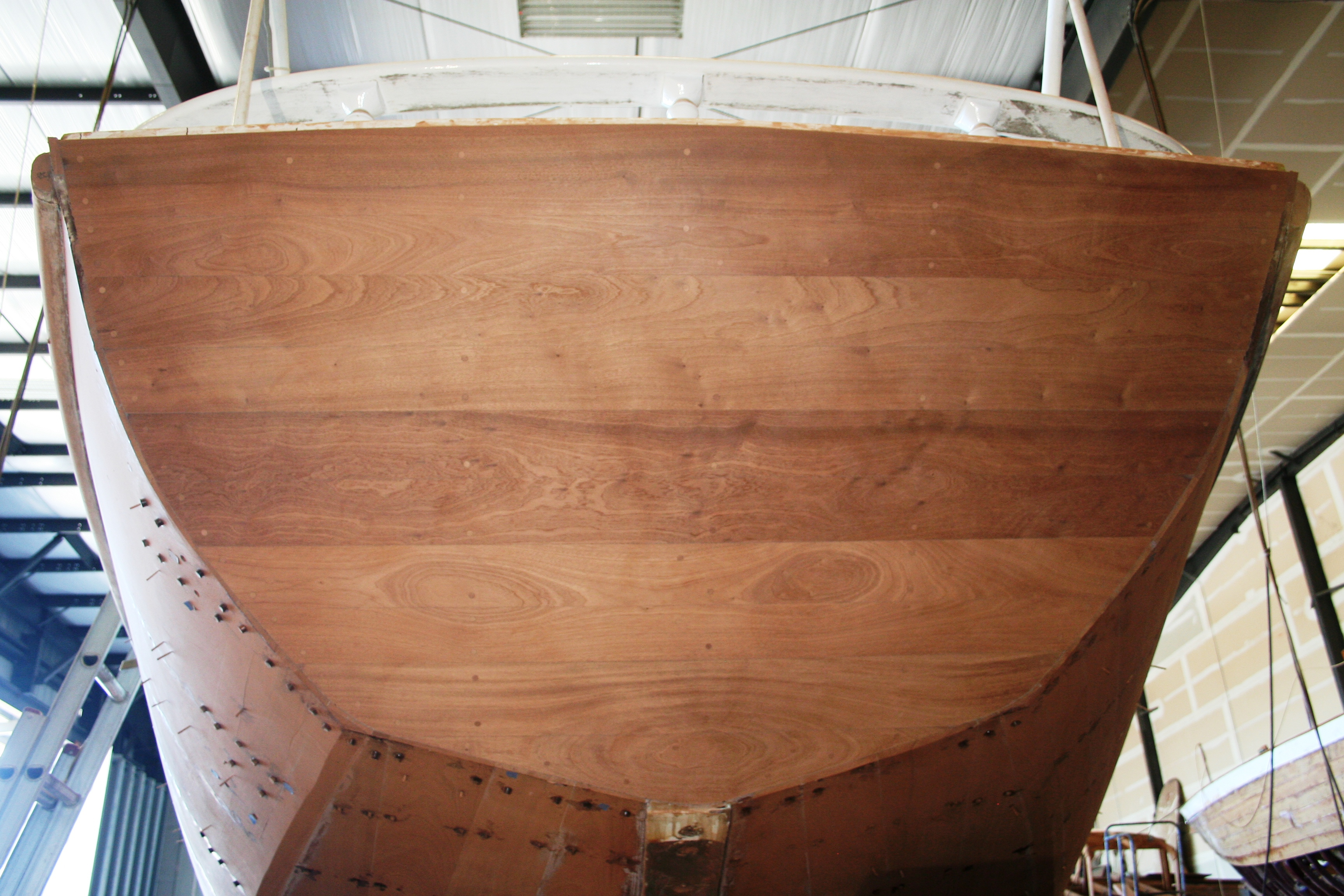 Maid of Kent_32_sternsanded