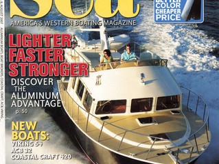 SEA MAGAZINE: BREATHING NEW LIFE INTO OLD BOATS