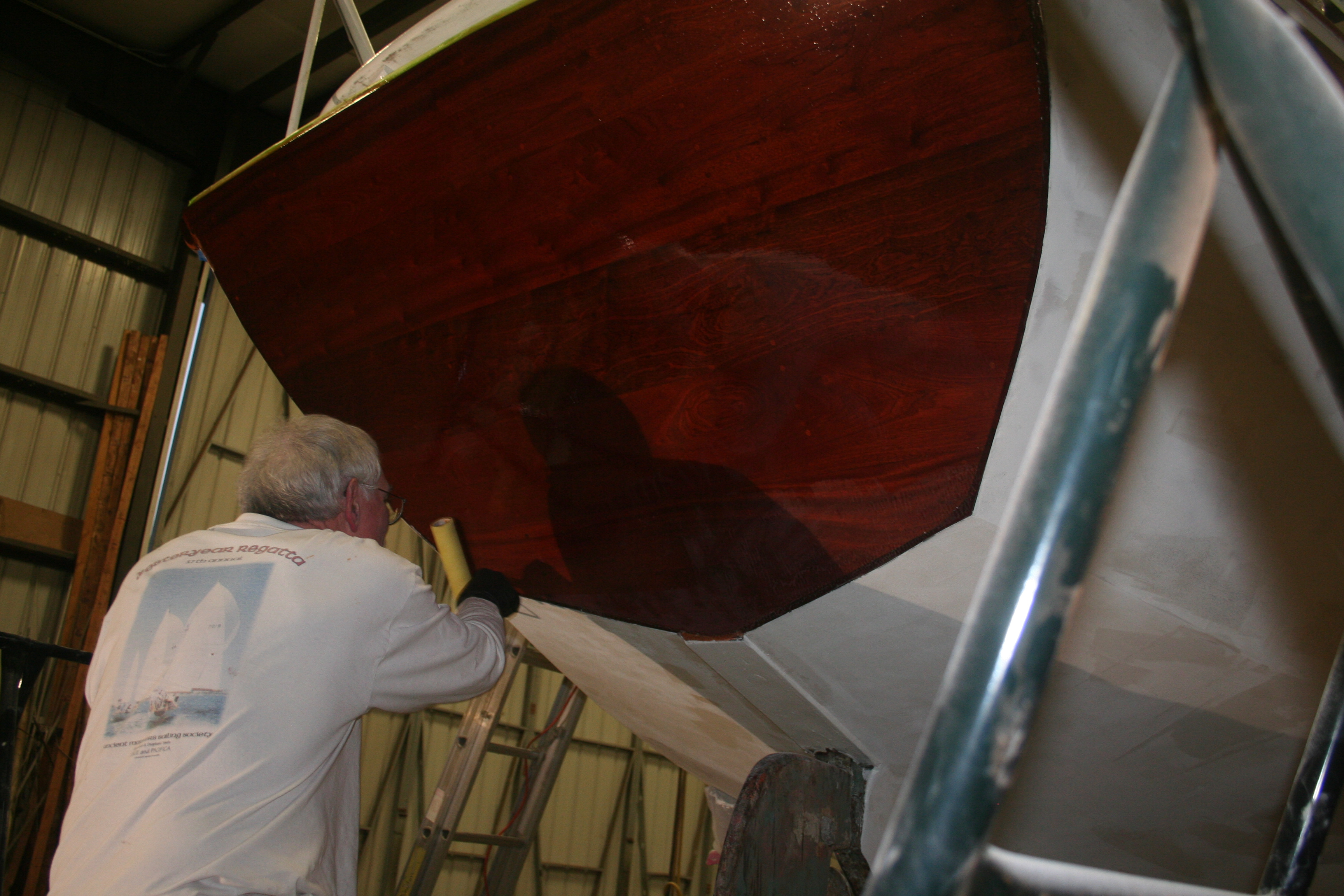 Maid of Kent_34_stern epoxy