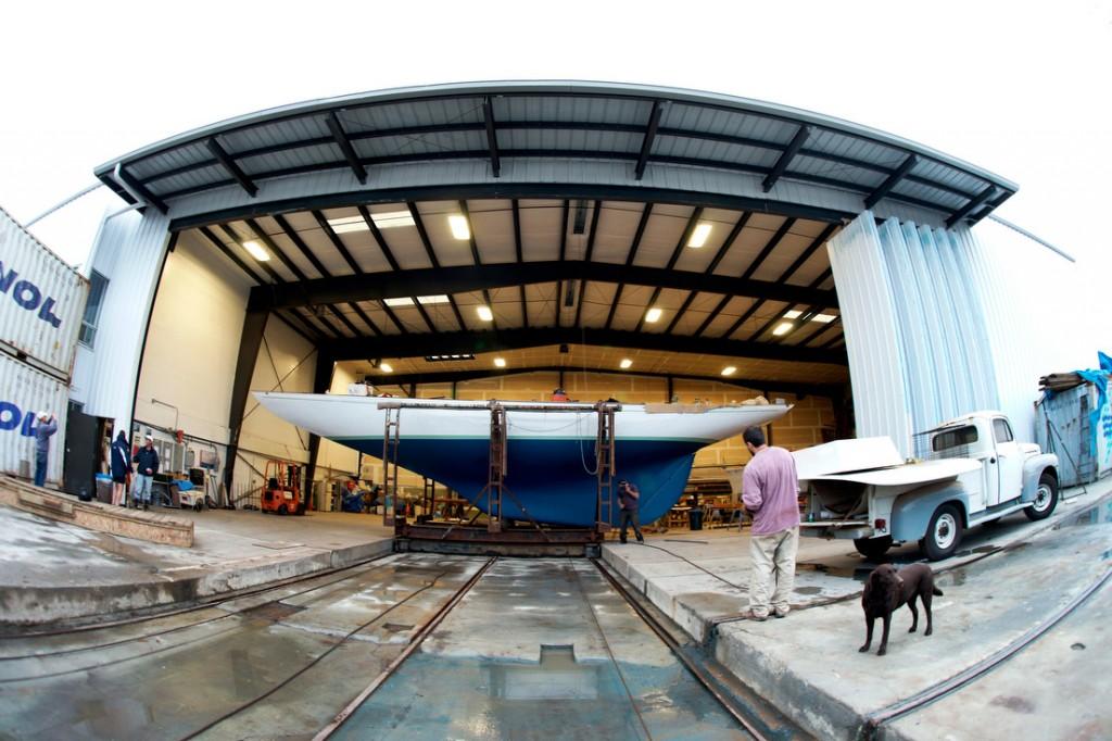 Koehler Kraft Boatyard In San Diego Woodenboat Restorations