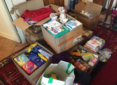 Donations for Syria