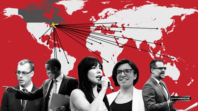 New group of progressive MPs are challenging Canada's foreign policy myths