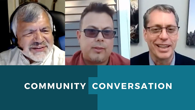 Community Conversation with Chief Gordan Edwards and Councillor Brent Edwards
