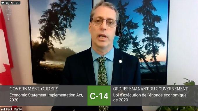 Invoke the Emergencies Act to coordinate pandemic response