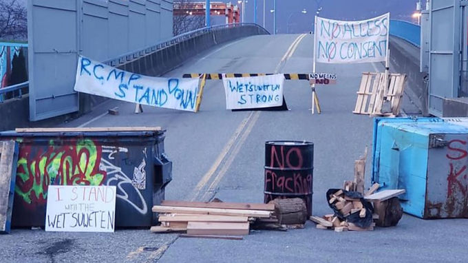 The Blockades in Northern BC Were Avoidable