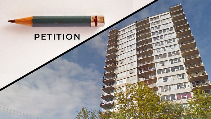 Petition for Action on Housing Affordability