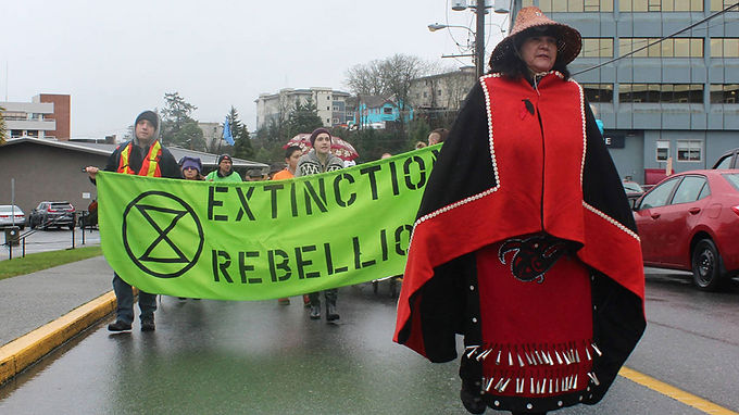 Nanaimo-Ladysmith MP to observe pipeline protest in northern B.C.