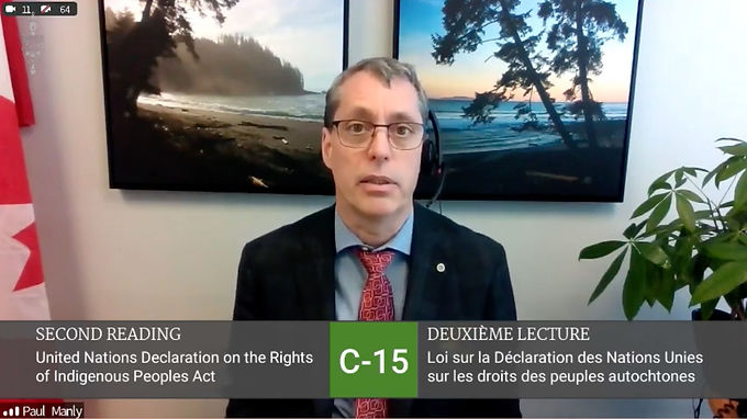 UNDRIP legislation has not stopped the silencing of First Nations
