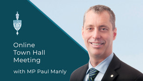 Online Town Hall Meeting 07/15/21