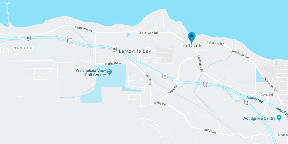 Lantzville Community Meeting