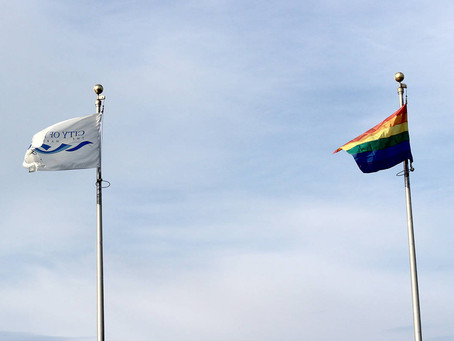 Nanaimo Pride Flag Raising Statement