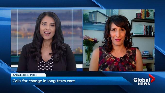 Long-term care survey finds Canadians want change