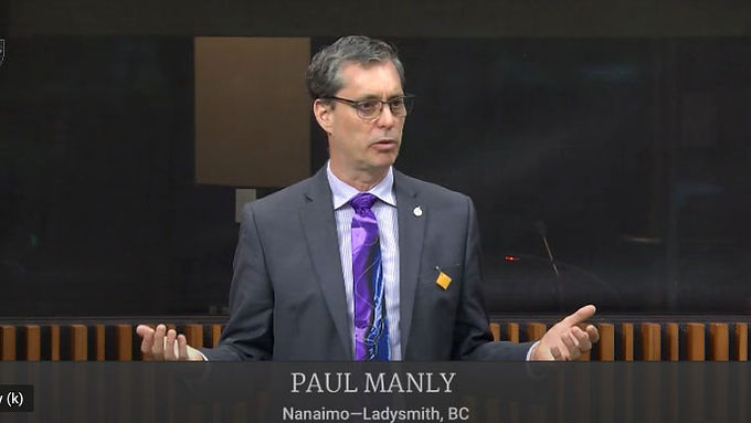 Question Period should be done in a virtual Parliament at this time