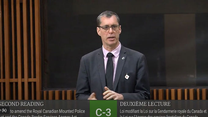 CBSA should have the same oversight as other police and security agencies