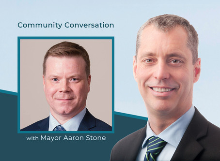 Community Conversation with Aaron Stone