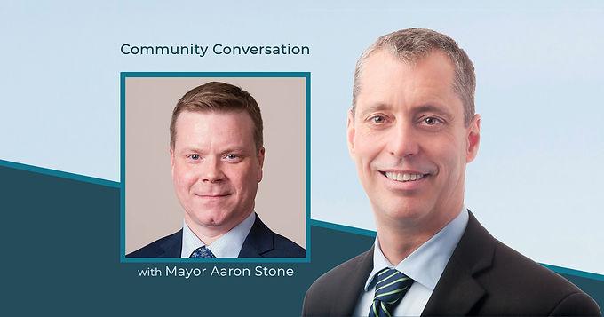 Community Conversation with Aaron Stone