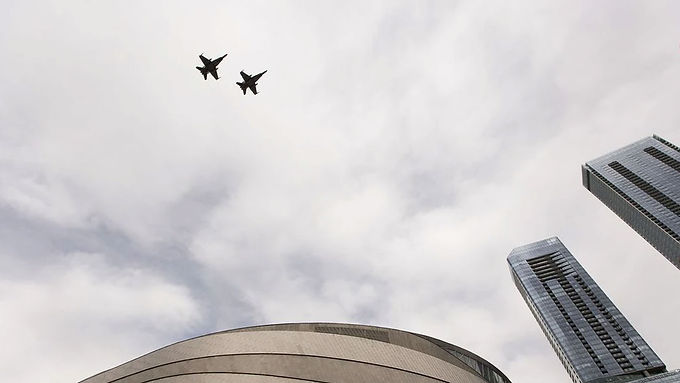 It's time to ground Canada's purchase of fighter jets