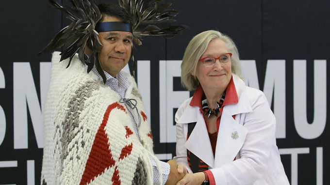 Canada and Snuneymuxw advance reconciliation with signing of Letter of Understanding