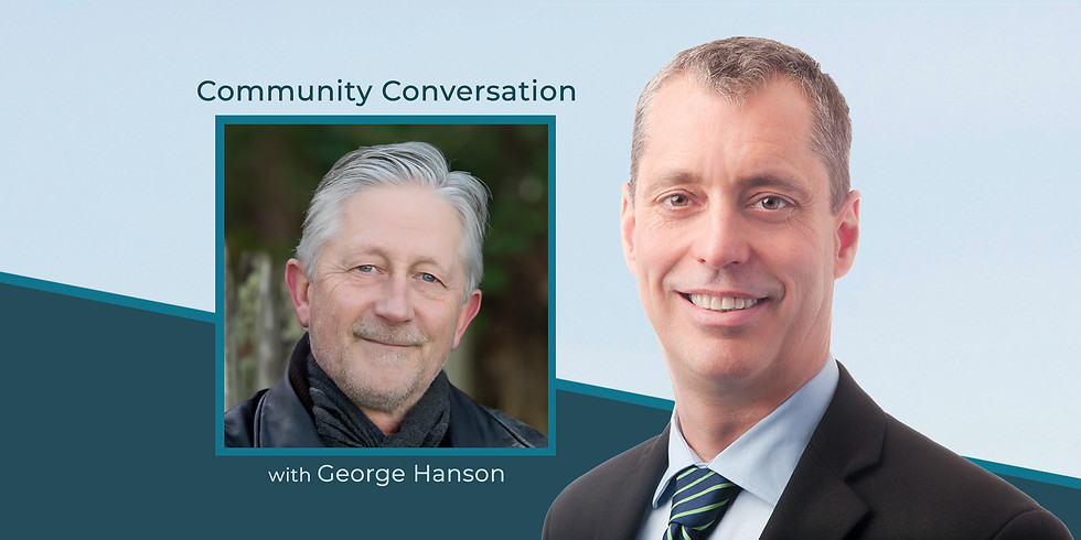 Economic Sustainability in the Island Region: A Community Conversation with George Hanson