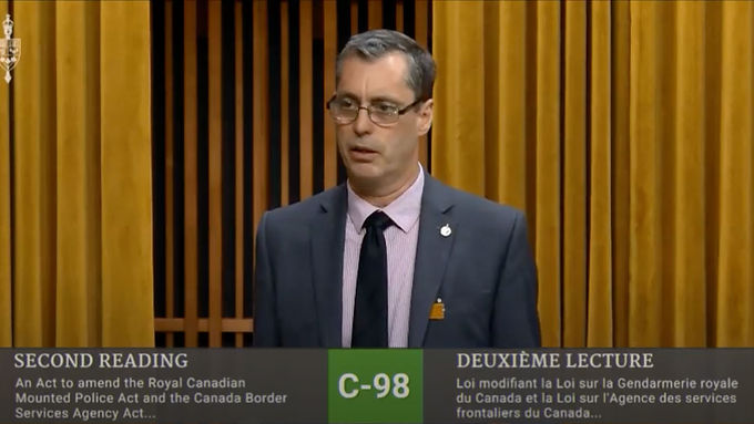 We must ensure the fundamental rights of Canadians and visitors entering Canada