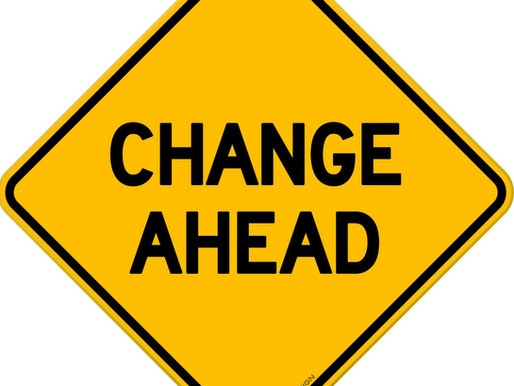 Change...the ultimate marketing strategy