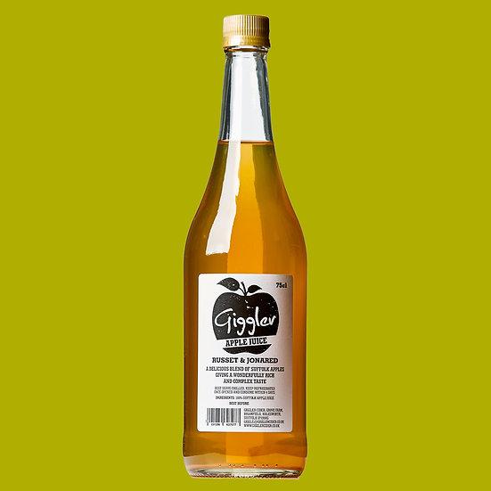 Apple Juice (Russet & Jonared)