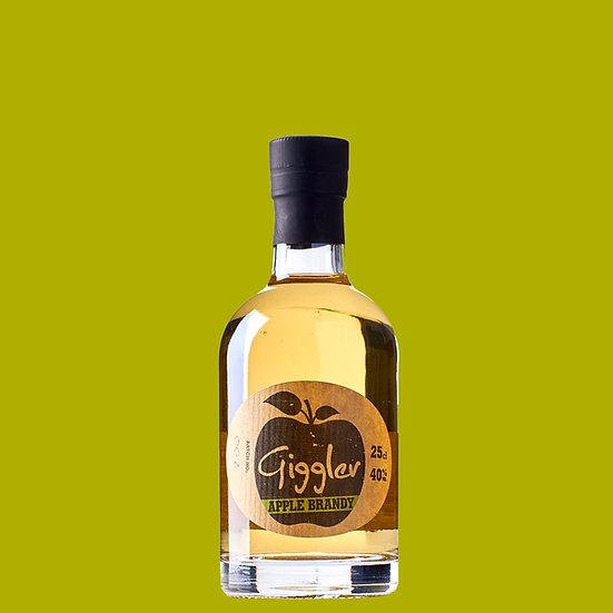 Giggler Apple Brandy 25cl